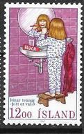Islande 1987 N° 625 Neuf Protection Dentaire - Neufs