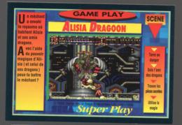 Carte PANINI  GAME PLAY  N°93 Alisia Dragoon (PPP20593) - Trading Cards
