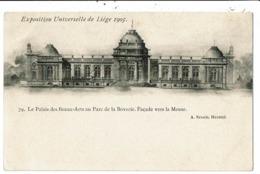 CPA-Carte Postale-Belgique-Liège -L'exposition De 1905-Palais Des Beaux Arts VM7460 - Liege