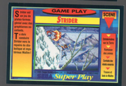 Carte PANINI  GAME PLAY  N°97  Strider  (PPP20595) - Trading Cards