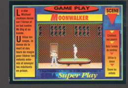 Carte PANINI  GAME PLAY  N°103  MOON WALKER (PPP20597) - Trading Cards