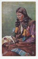 Hiawatha - Tuck Oilette 9011 - Native Americans