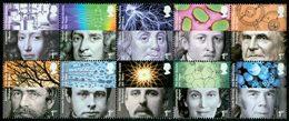 GRANDE-BRETAGNE 350è An. Royal Society Scientifiques 10v 2010 Neuf ** MNH - Ongebruikt