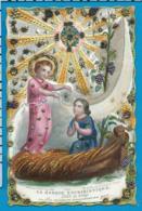 Holycard    Canivet   Bouasse - Lebel   1440   Handcolored - Santini