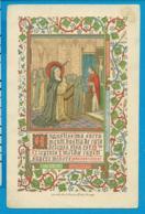 Holycard    Van De Vyvrere - Petyt   St. Imelda - Imágenes Religiosas