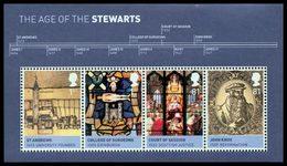 GRANDE-BRETAGNE Bloc Stewarts, St Andrew 2010 Neuf ** MNH - 1952-.... (Elisabeth II.)
