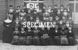 Zondagschool Coolscamp 1909 - Koolskamp - Ardooie