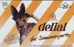 AUSTRIA - Delial 2 (Donkey), F267 , Tirage 810, 01/98 - Oostenrijk