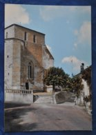 17 Charente Maritime Montguyon L'eglise - France