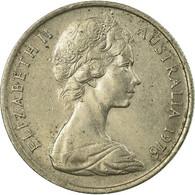 Monnaie, Australie, Elizabeth II, 5 Cents, 1976, TTB, Copper-nickel, KM:64 - 5 Cents