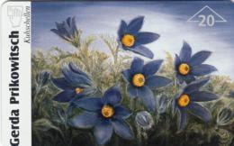 AUSTRIA - Prikowitsch ,Kuhschelle (Flowers), F403 , Tirage 760, 03/99 - Oostenrijk