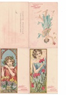 CARTOLINA PUBBLICITARIA POST CARD CARTE POSTALE  OLIBET - Pubblicitari