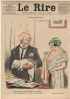 Le Rire 1926 - N° 383 - Revue Humoristique Illustrée - Allaitement Pédiatre - Varé Chancel Bécan Roussau - Livres, BD, Revues