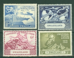 Swaziland: 1949   U.P.U.    MH - Swaziland (...-1967)