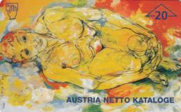 AUSTRIA - ANK ,Kunstedition 3 (Painting), F418 , Tirage 1010, 03/99 - Oostenrijk