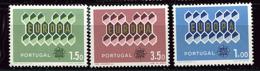 Portugal ** N° 808 à 910 - Europa 1962 - 1962