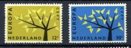 Pays-Bas ** N° 758/759 - Europa 1962 - 1962