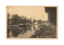 LANKLAER   Zicht Op Het Kanaal - Vue Du Canal (1937). - Dilsen-Stokkem