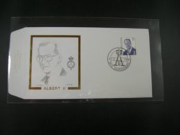BELG.1998 2791 FDC (Leopoldsburg ): S.M. Le Roi Albert II. - 1991-00