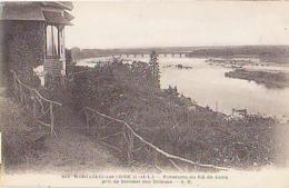 Indre Et Loire        549        Montlouis Sur Loire.Panorama Du Val De Loire Pris Du Sommet Des Côteaux - Francia
