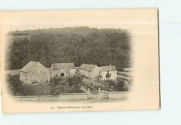 CLOS De L' Abbaye Du LIEU DIEU N° 64 - Dos Simple - 2 Scans - Frankreich