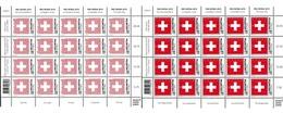 Ref. 606636 * MNH * - SWITZERLAND. 2019. PRO PATRIA  - BANDERA SUIZA - Nuevos