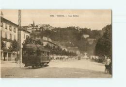 VIENNE - Cours BRILLIET Avec Gros Plan Sur Le Tramway - 2 Scans - Vienne