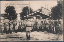 Lot 2 Camp De Mailly , Lot De 20 Cartes Diverses , Animée - Casernes