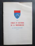"""La Seyne Sur Mer - Historique """" Forges Et Chantiers De La Méditerranée """" - Boats"""