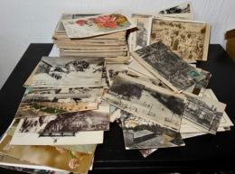 GROS LOT CARTES ET CPA DIVERS 1,7 KGS - Cartes Postales