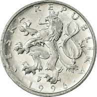 Monnaie, République Tchèque, 50 Haleru, 1996, TTB, Aluminium, KM:3.1 - Seychelles