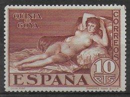 ESPAGNE - YVERT N° 425 ** MNH - COTE = 24.5 EUR. - GOYA - Nuevos