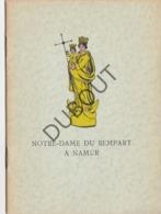 NAMUR Notre Dame Du Rempart 1954 (R270) - Vecchi