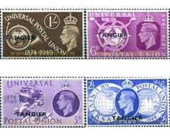 Ref. 333198 * MNH * - TANGER. British Occupation. 1949. UPU . UPU - U.P.U.