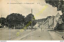 41.  SAINT AIGNAN .  Le Champ De Foire . - Saint Aignan