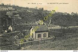 23.  LA ROCHETTE .  Moulin Du POnt .  Près AUBUSSON . - Andere Gemeenten