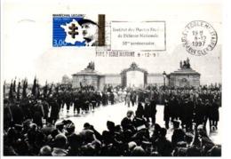 SECONDE GUERRE MARECHAL LECLERC PARIS ECOLE MILITAIRE - WW2