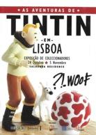 TINTIN EM LISBOA FLYER - Anuncios