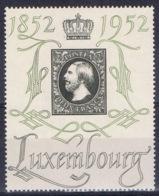 DO 15037 LUXEMBURG SCHARNIER YVERT NR 453 ZIE SCAN - Luxemburg