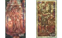 Ref. 125319 * MNH * - TAJIKISTAN. 2002. LIBRO SAGRADO AVESTA - Tajikistan