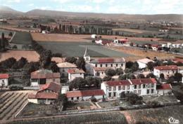 SAINT-MAURICE-d'HOSTUN - Vue Générale Aérienne - Eglise - Otros Municipios