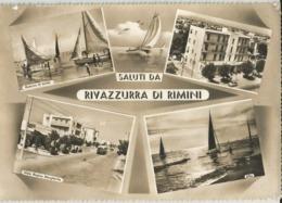 RIVAZZURRA DI RIMINI -VEDUTINE  -FG - Rimini