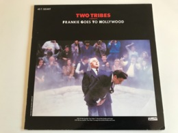 FRANKIE GOES TO HOLLYWOOD «two Tribes» MAXI 45t French Press - Rock