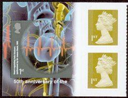 GRANDE-BRETAGNE TP/Carnet Fondat/Cardiologie 3v 2010 Neuf ** MNH - Nuovi