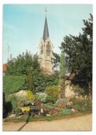 78 Les Mureaux - Le Parc Vauzelle Et L'église - Photo Paul Viard - Les Mureaux