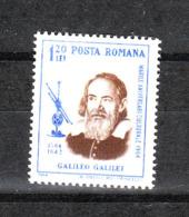 Romania - 1964. Galileo Galilei. MNH - Physics