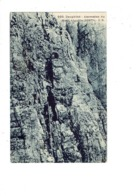 Cpa - Dauphiné - Ascension Du Mont Aiguille - E.R. 500 - Animation Alpinistes Corde - Alpinisme