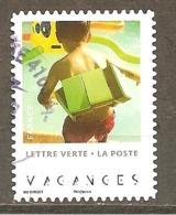 FRANCE 2019 Y T N °???? VACANCES Oblitéré Cachet Rond - Used Stamps