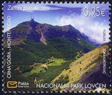 2019, Nature Protection, National Park Lovćen, Montenegro, MNH - Montenegro