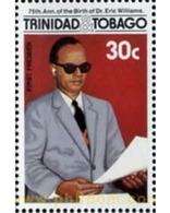 Ref. 366033 * MNH * - TRINIDAD AND TOBAGO. 1986. 75 ANIVERSARIO DEL NACIMIENTO DE ERIC WILLIAMS - Oiseaux